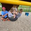 Tire-Swing-Fun