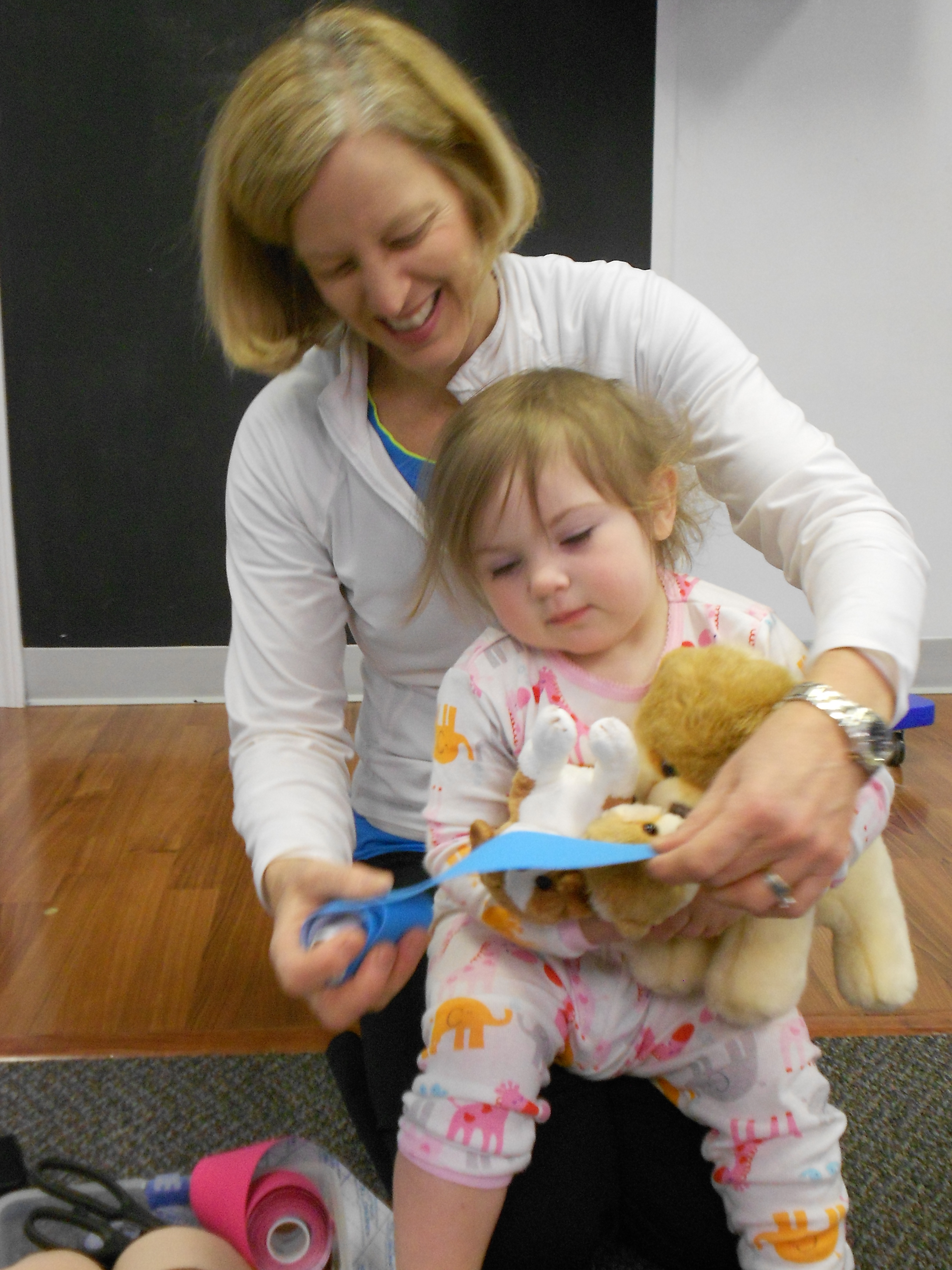 Kinesio Taping Kids In Motion Pediatric Therapy Services