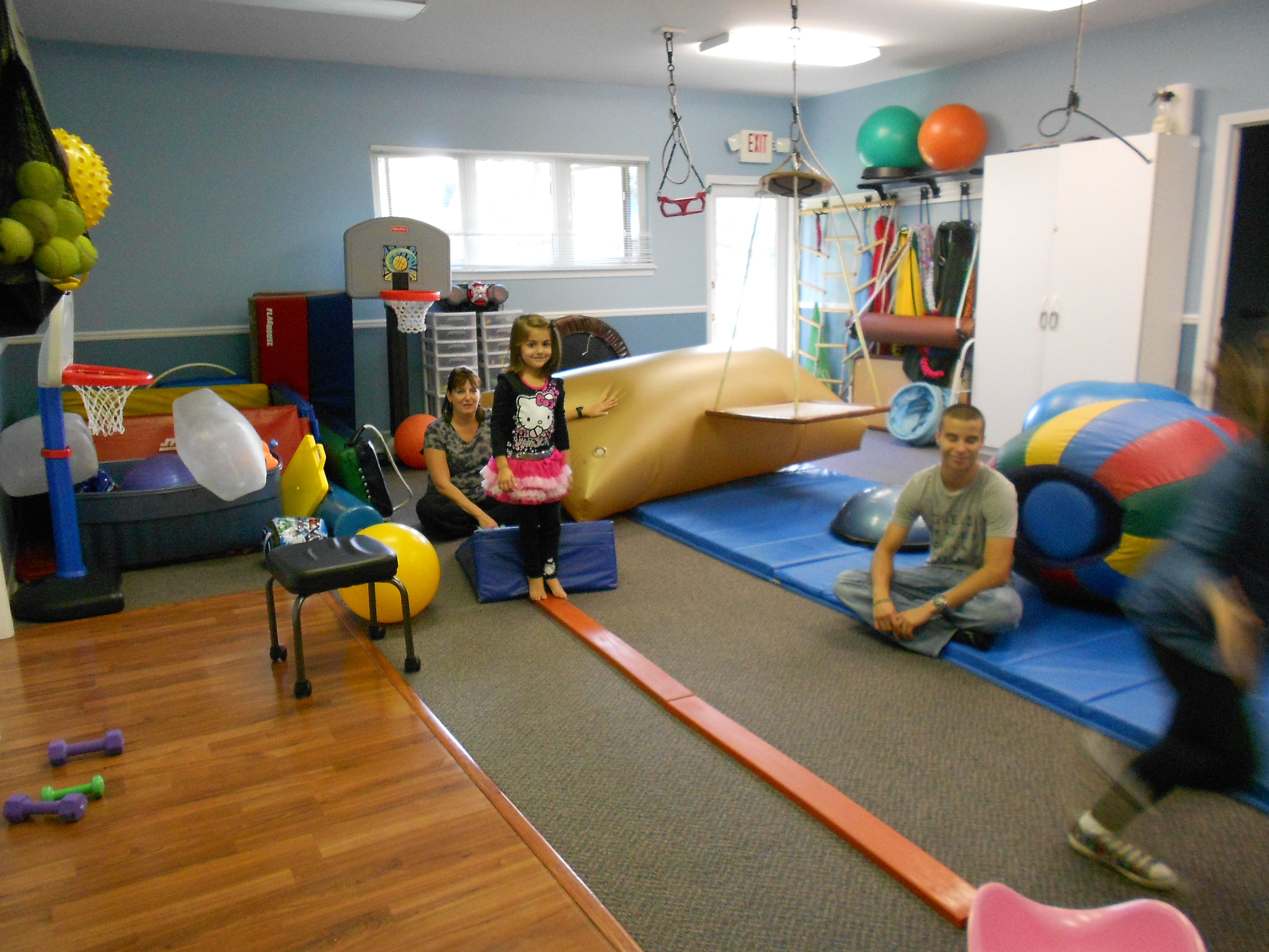 Pediatric Physical Therapy Michigan Kids In Motion