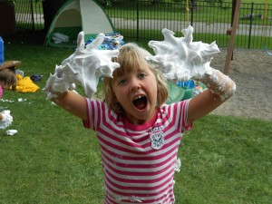 Kids In Motion Summer Camp Sensory Play