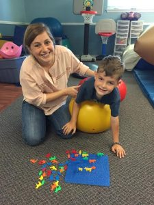 Kristen McLaughlin Occupational Therapist at Kids In Motion Pediatric Therapy Services