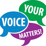 your voice matters image