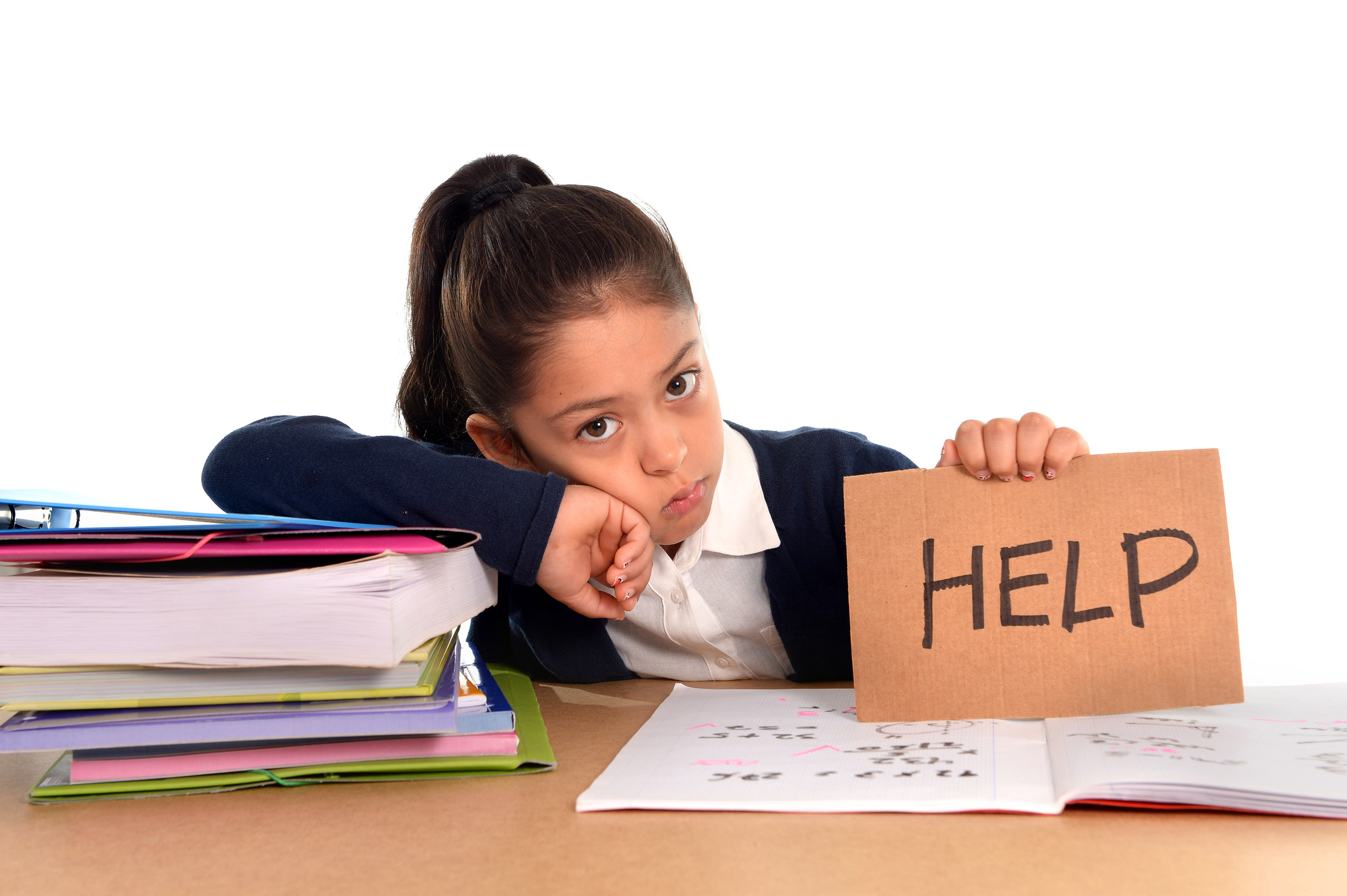 Help your struggling teen does