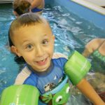 Kids I Motion Special Summer Camp Pool Picture