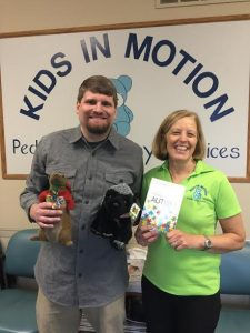 Ron Sandison & Mary Hydorn Autism workshop at Kids In Motion Pediatric Therapy Services