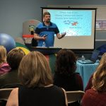 Autism speaker at Kids in Motion mi
