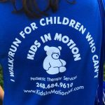 Autism Speaks walk shirt
