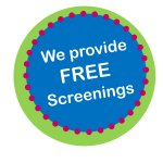 Free Screening button